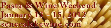 Bargain Bash and Pasta and Wine weekends