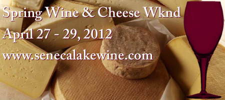 Wine and Cheese Weekend
