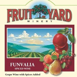 Funvalia Spiced Wine